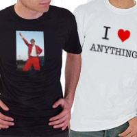 T-Shirts designed by you