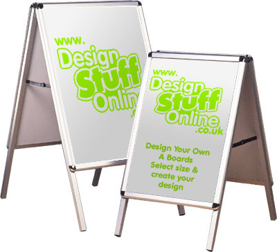 Designsign on Design Stuff Online   Sign   Stickers   Pavement Signs   Design