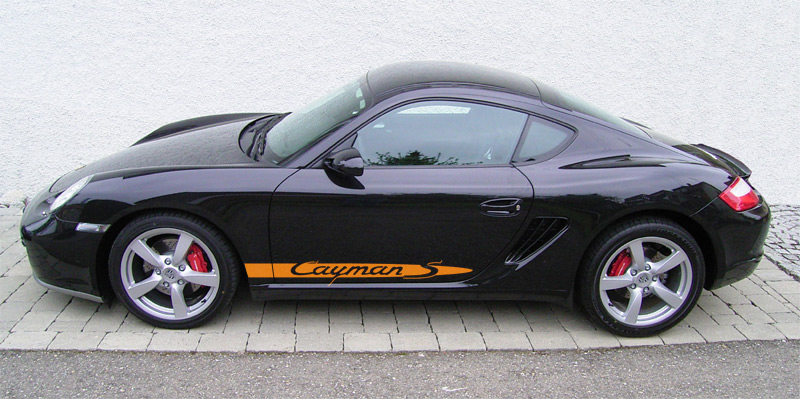 Gallery Of Porsche Decals Graphics Stripes Stickers And