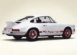 Porsche Decals Classic Early Porsche 911 Carrera Graphics