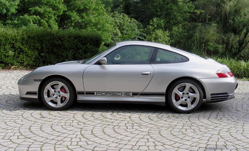Porsche Decals Porsche 911 996 Graphics Stripes