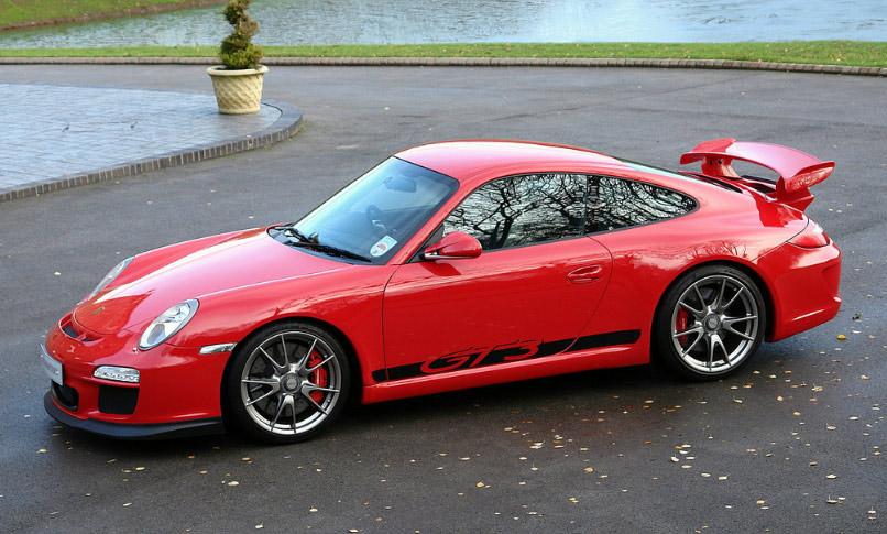 Porsche Decals Porsche 911 997 Graphics Stripes